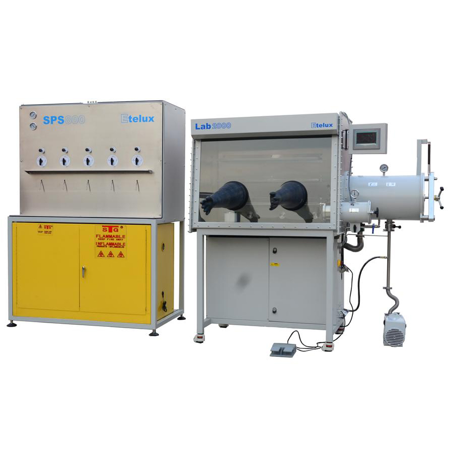 SPS-5/800 Solvent purification system